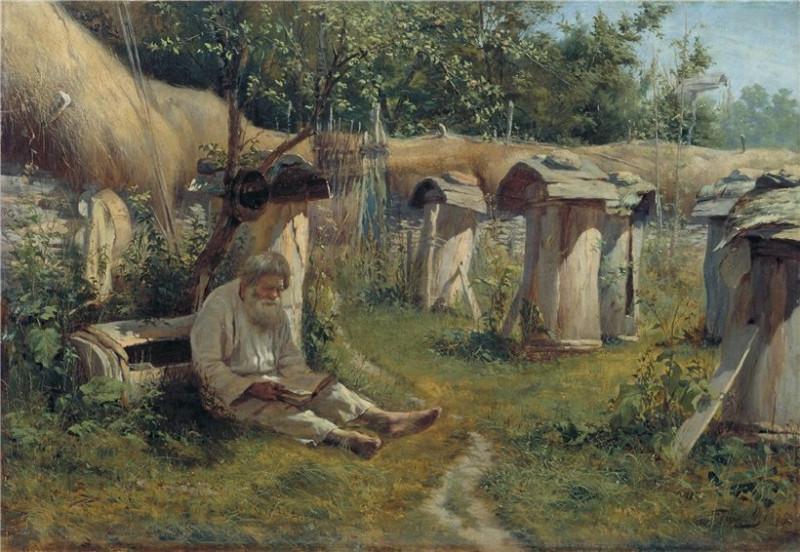 Богатов Н.А. Пасечник. 1875