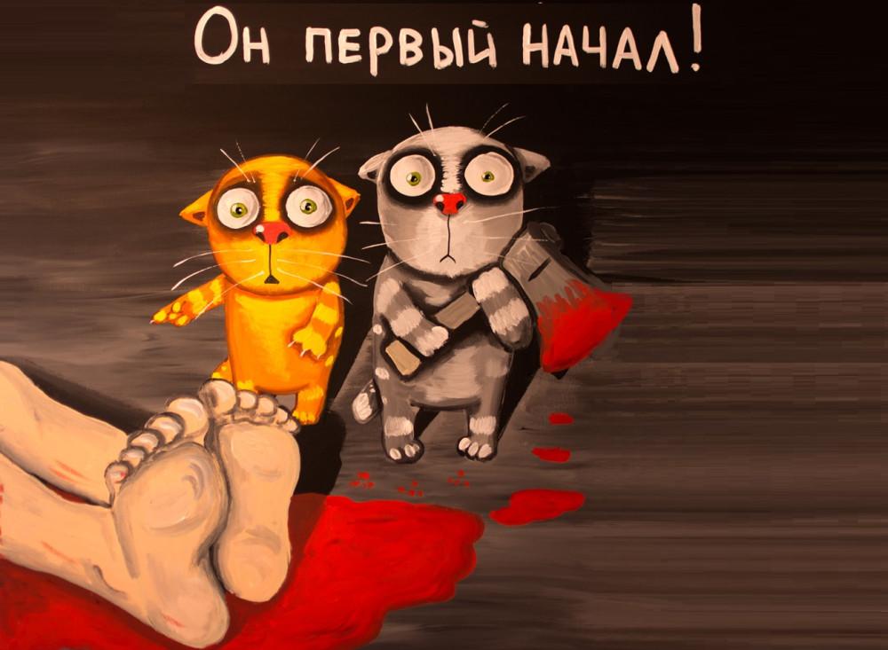 Как масоны русский борщ уничтожили