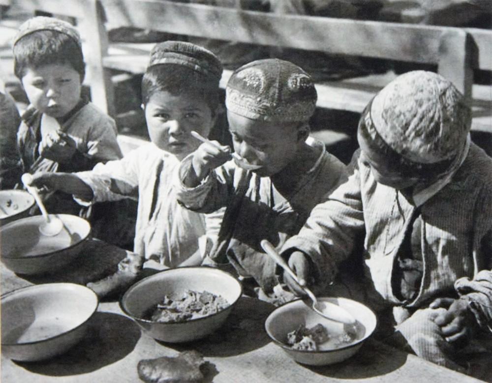 Детский сад в Коканде (1921 год)