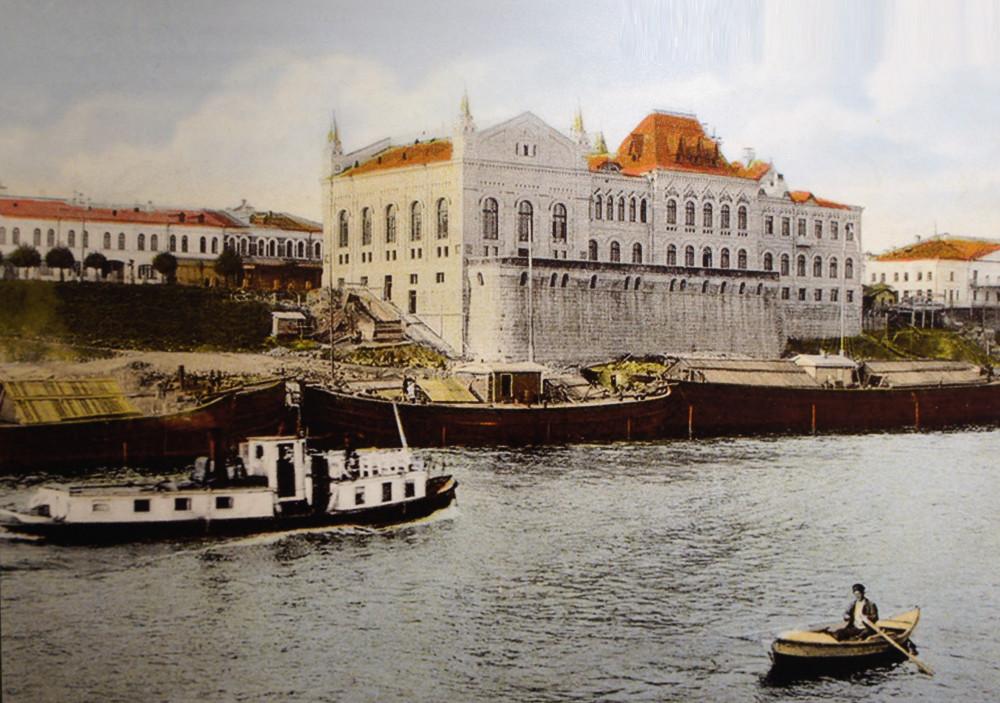 Рыбинск. Хлебная биржа