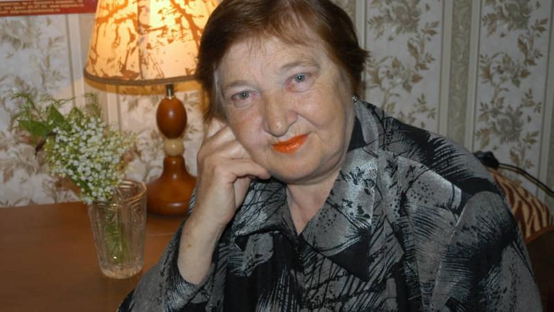 Анна Федоровна Чулкова
