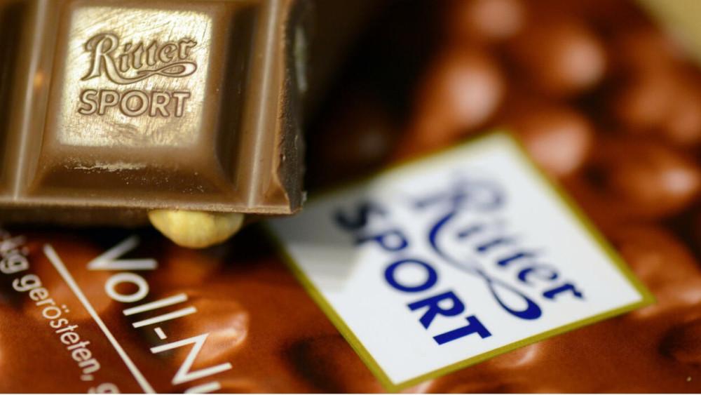 Квадратура шоколада