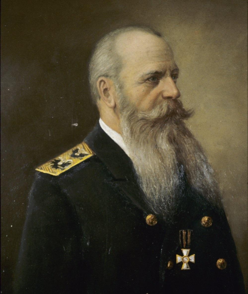 Адмирал С.О.Макаров (1848-1904)