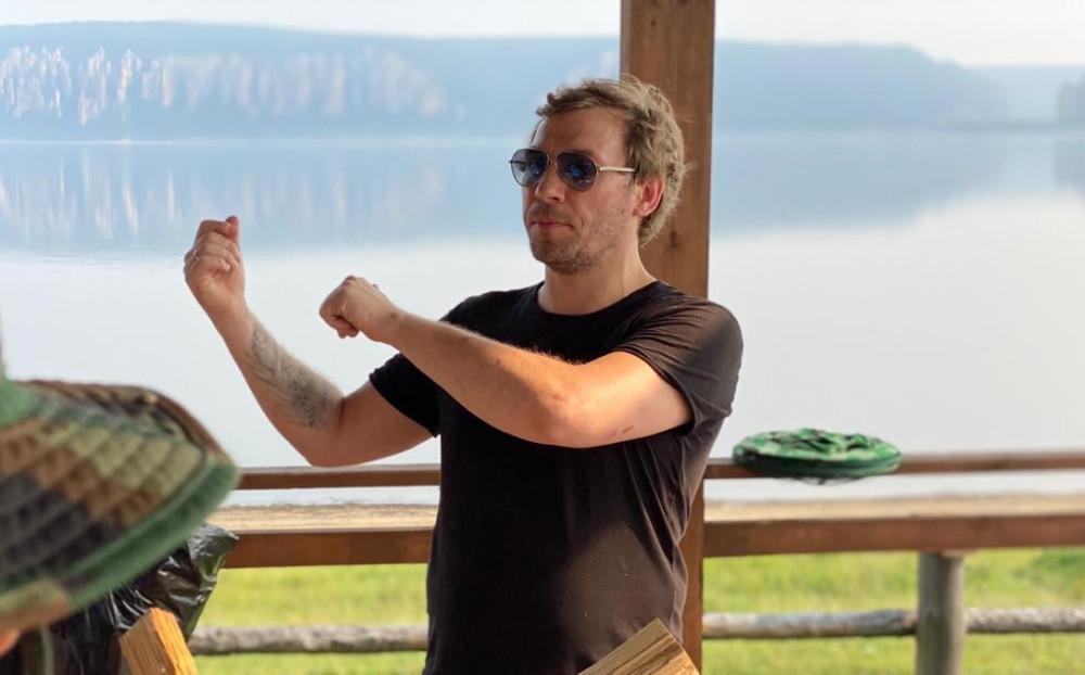 Шеф-повар Евгений Альфан