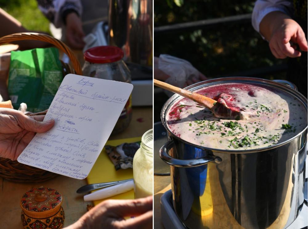 Борщ: от войны к миру Украинская кухня,Борщ