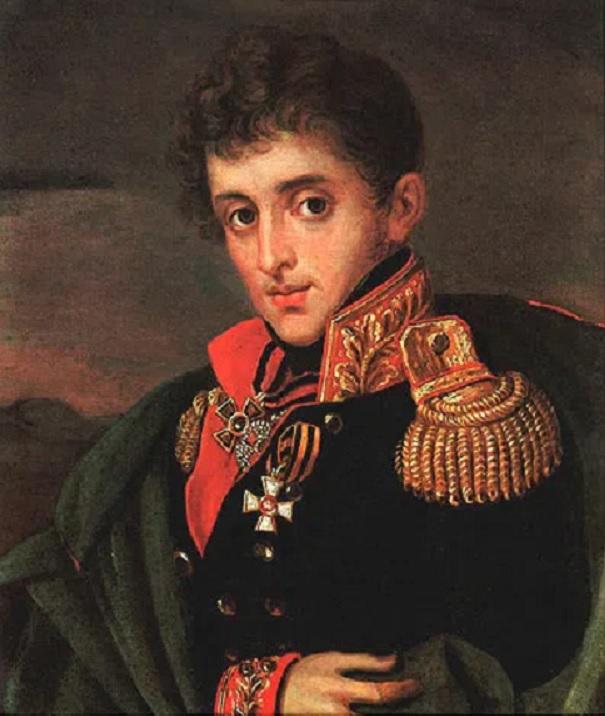 Александр Алексеевич Тучков (1778-1812)