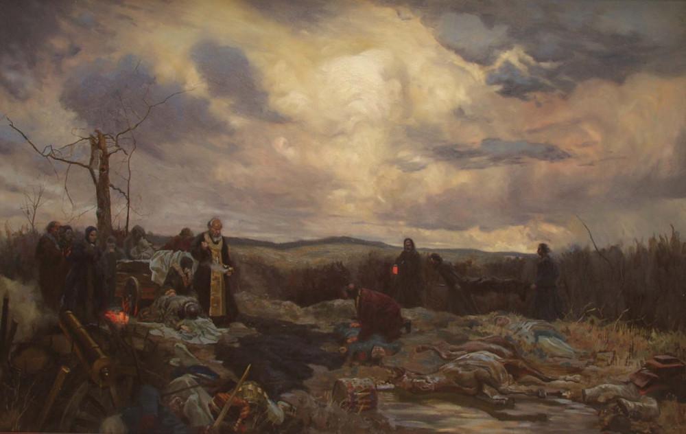 Маргарита Тучкова: хлеб, вера и слезы Хлеб