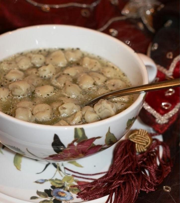 Азербайджанское блюдо дюшбара