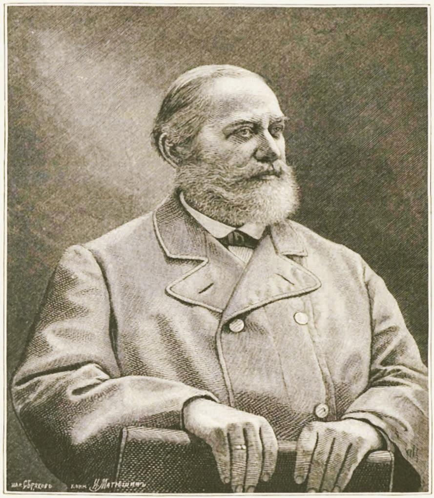 Сергей Михайлович Соловьев (1820-1879)