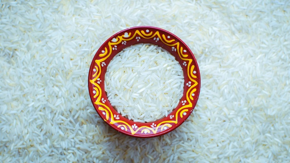 Индия и Пакистан - крупнейшие в мире производители риса басмати