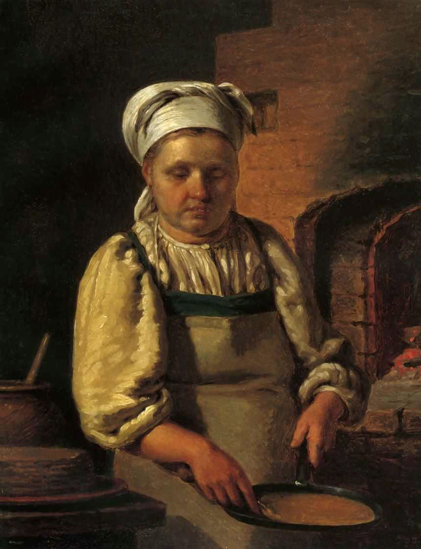 Михайлов Г.М. Кухарка (1835)