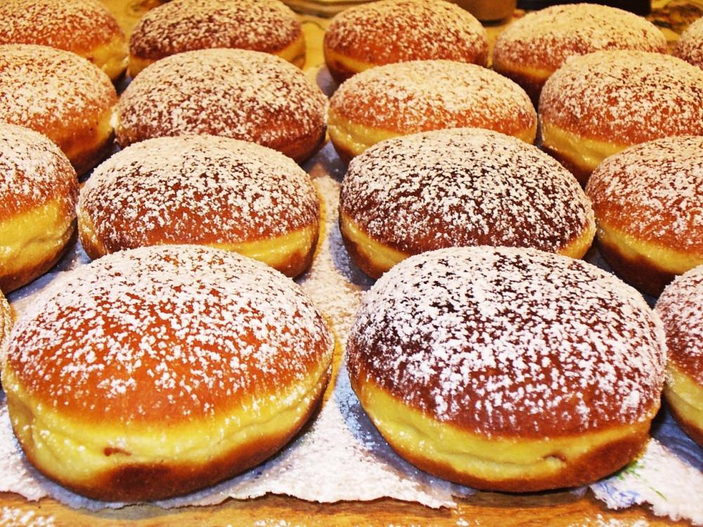 Пончики. Источник: Pixabay