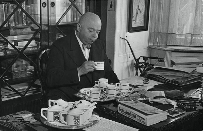 Людвиг Розелиус (1874-1943)
