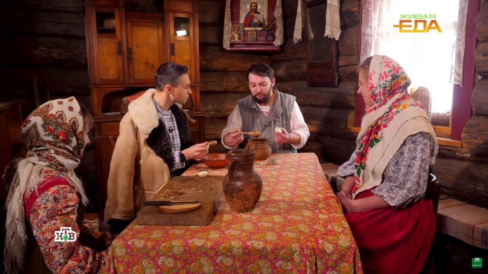 Пробуем на вкус русское Средневековье