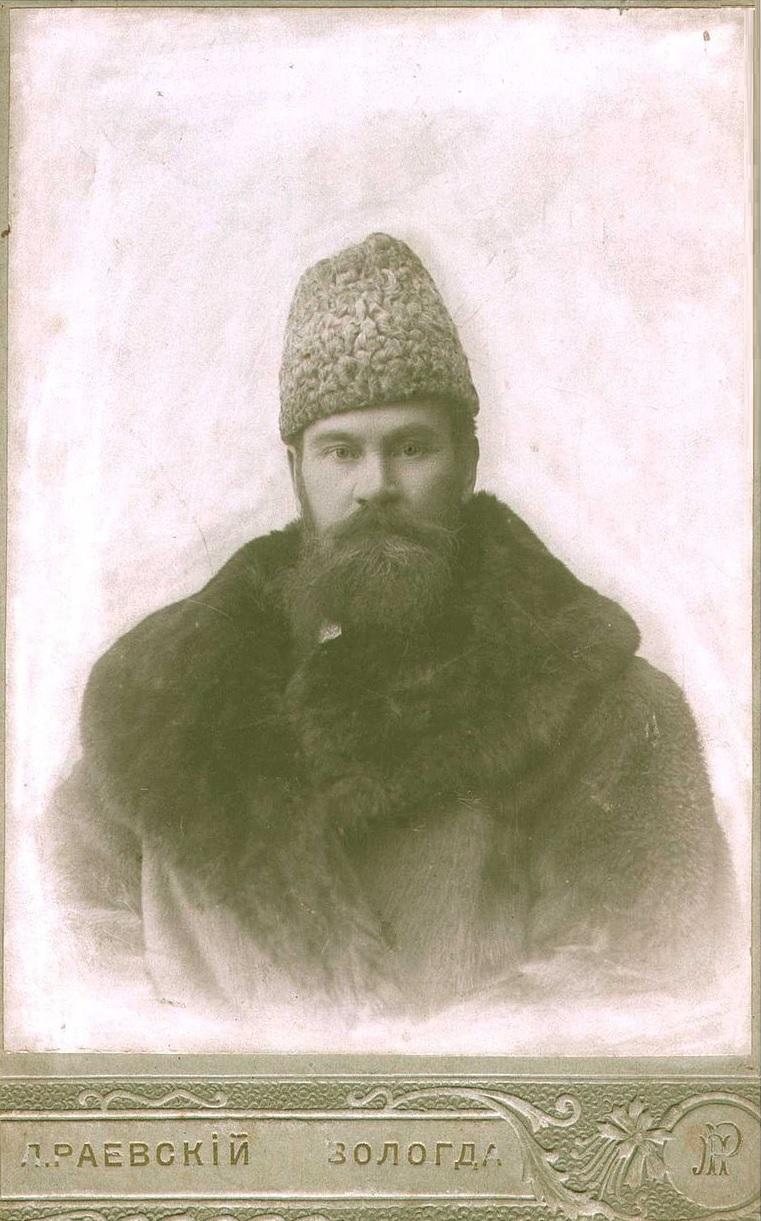 Андрей Алексеевич Шустиков (1859-1927)