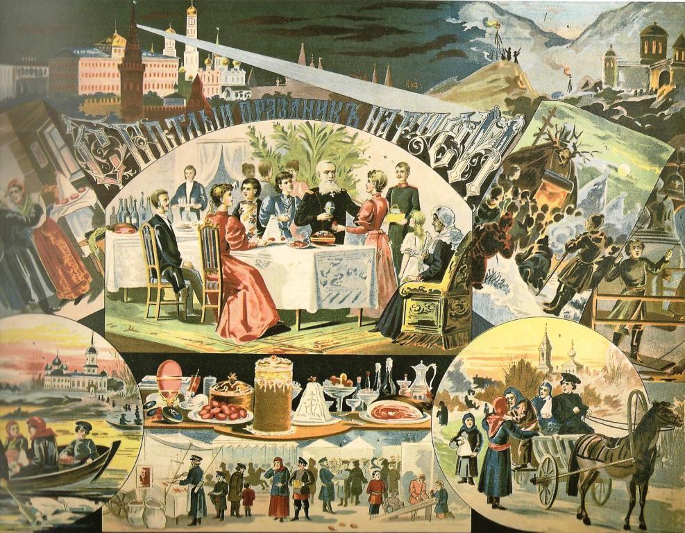 Картинки по запросу 19 век россия кулинария