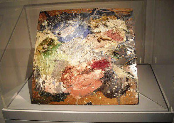 Палитра Пабло Пикассо Pablo Picasso's palette