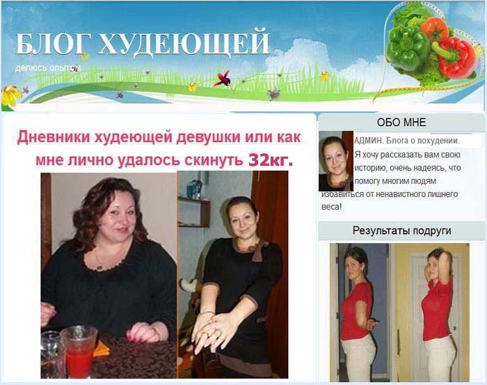 Блог Дневник Похудение. Сравнительный обзор лучших дневников похудения