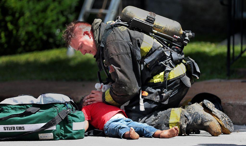 Когда спасатели знают, что делают