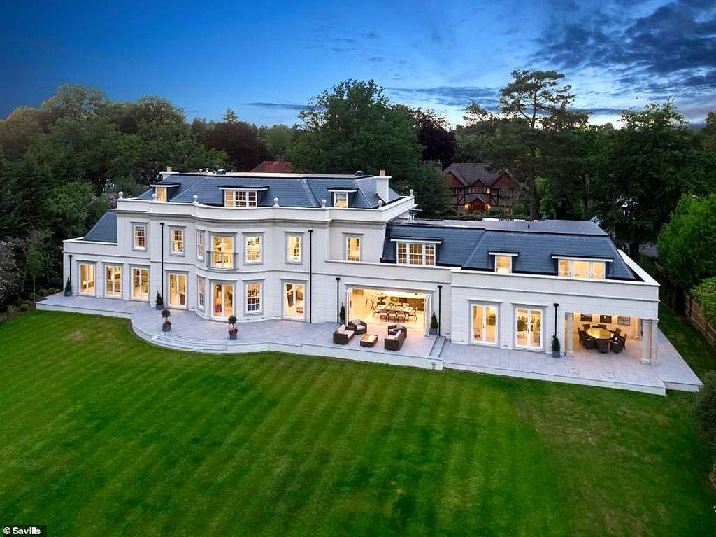 Дом, которого мы достойны или пора уже перебираться в Англию (фото)