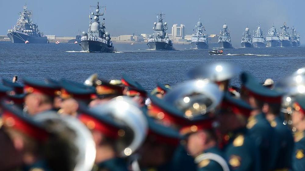 Защита Саудовской Аравии своих граждан во время Хаджа и грядущий День ВМФ России