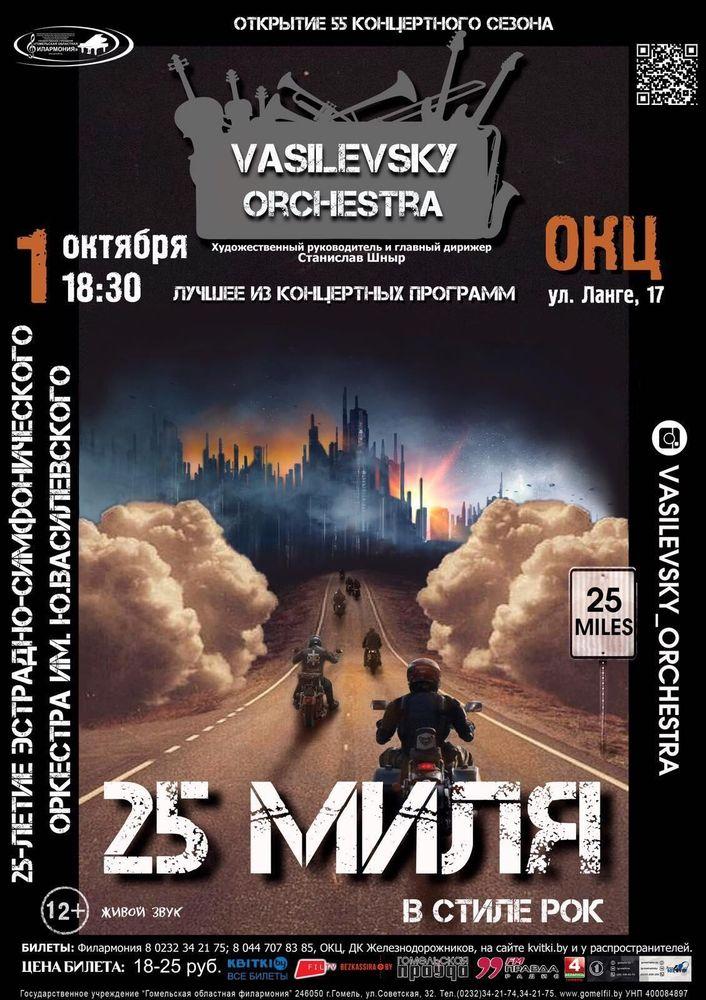 Гомельский эстрадно-симфонический оркестр им Ю Василевского