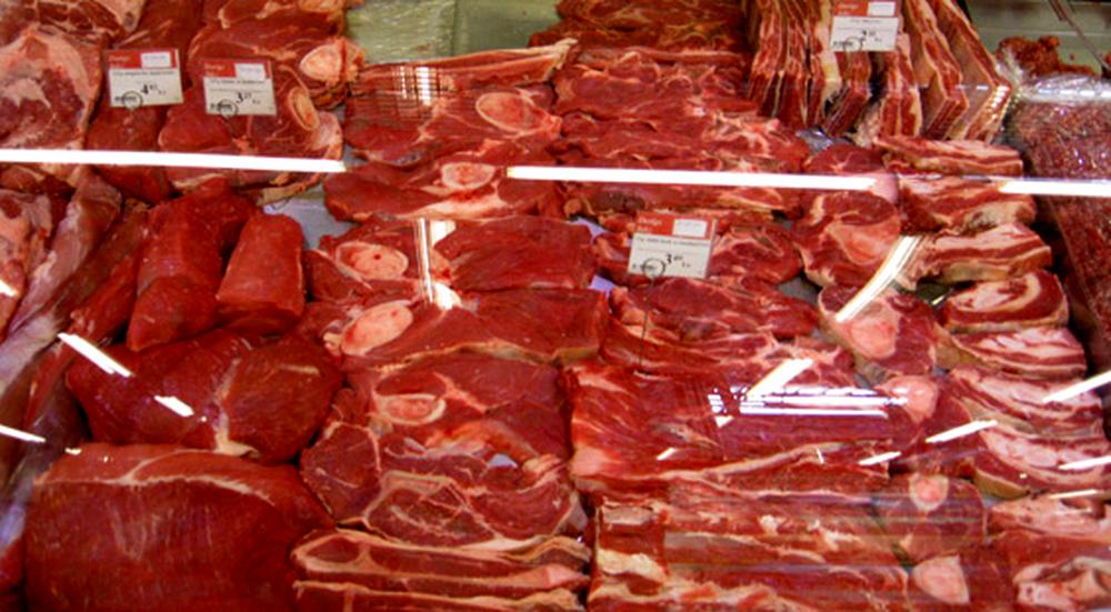 Спасибо за то, что подняли цены на мясо!