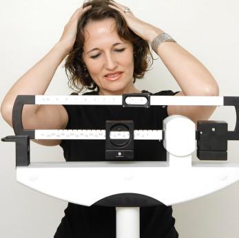 Менопауза и вес.