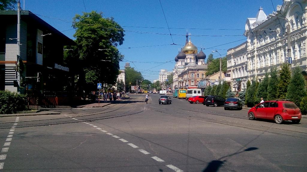 Путешествие беларусов в Украину. Июнь 2017 года. Часть 5: Одесса (Новый Привоз, морской порт). Фото.