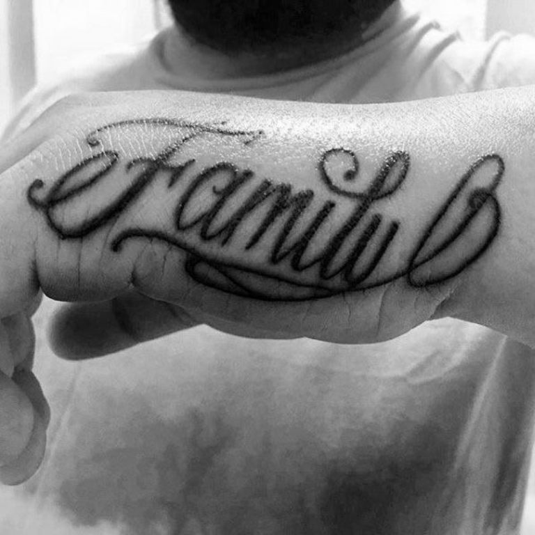 mens-family-script-side-hand-tattoo-design-inspiration.jpg