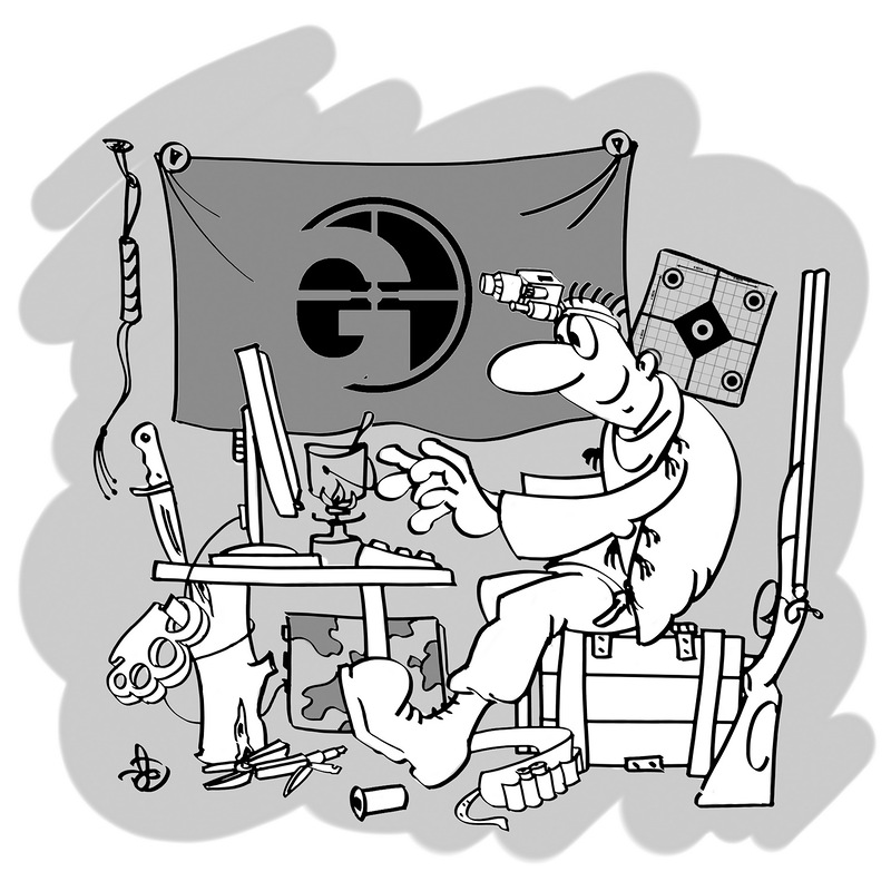 Карикатуры от Авдея