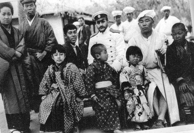 Офицера мацуяма япония 1904 1905 гг