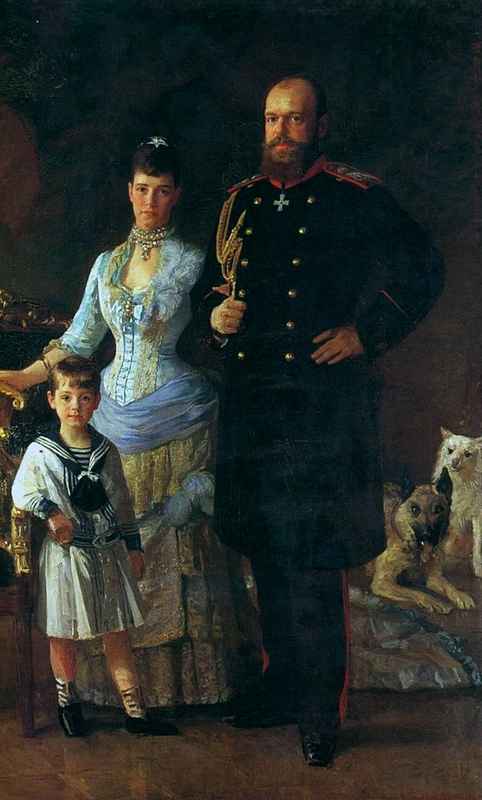 Александр III. (5).