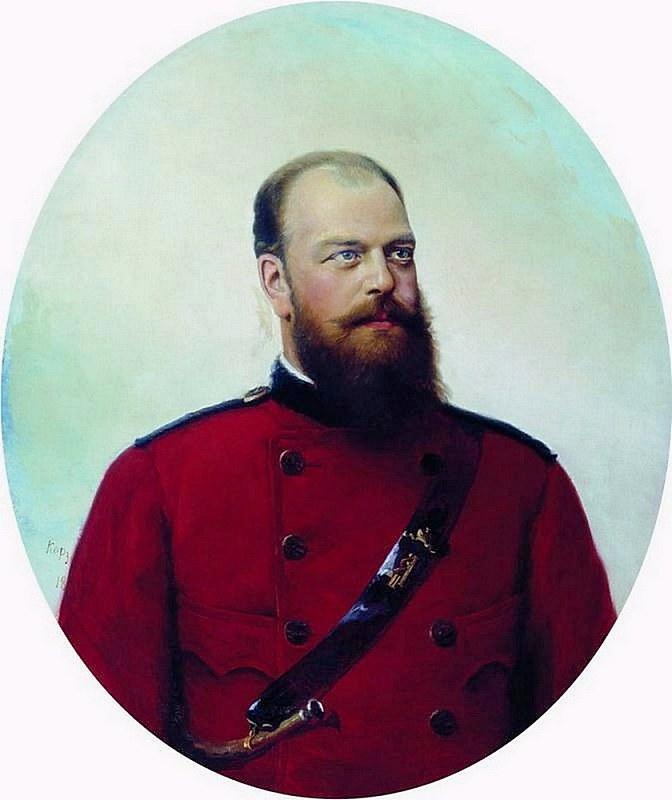 Александр III. (13).