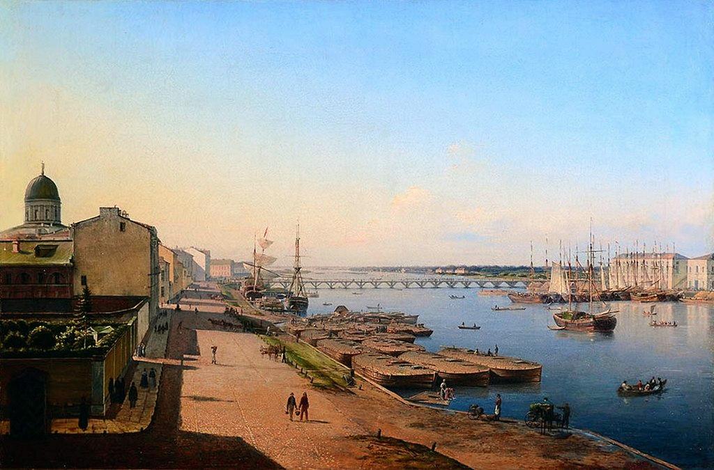 Тучков мост. (1)