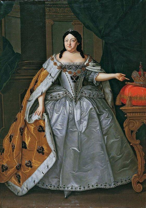 Анна Иоанновна. (4)