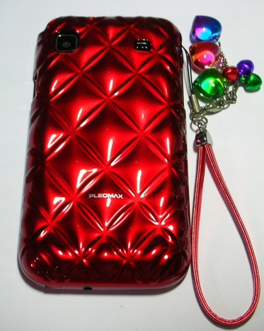 my cell red