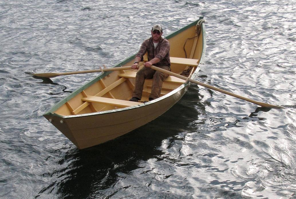 трое в лодке и без весел