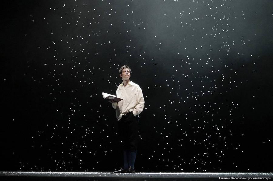 Спектакль «Чёрная курица» в РАМТе, автор фотографии Евгений Чесноков https://evge-chesnokov.livejournal.com/
