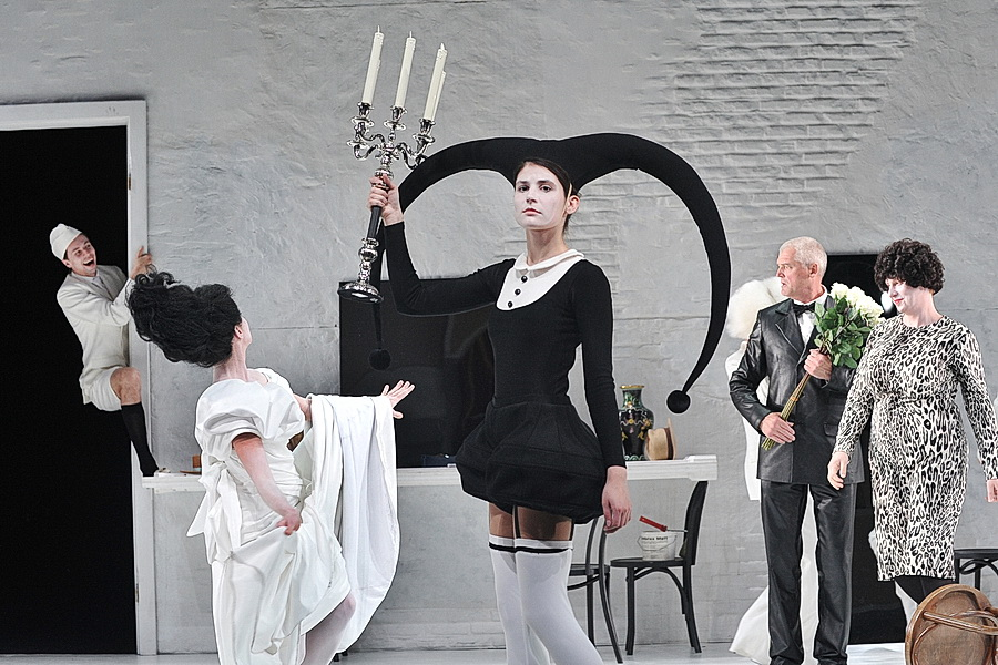 Театр Et Cetera п/р Александра Калягина приглашает блогеров @Moskva.Lublu!