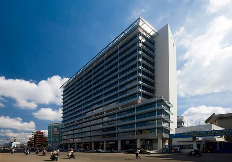 17-этажное офисное здание Centre Point в Хошимине