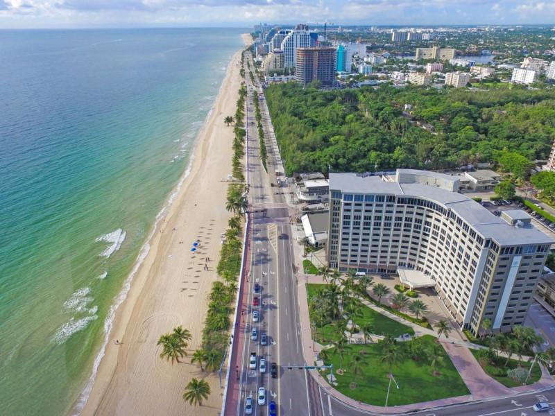 Отель Sonesta в Fort Lauderdale в Майями