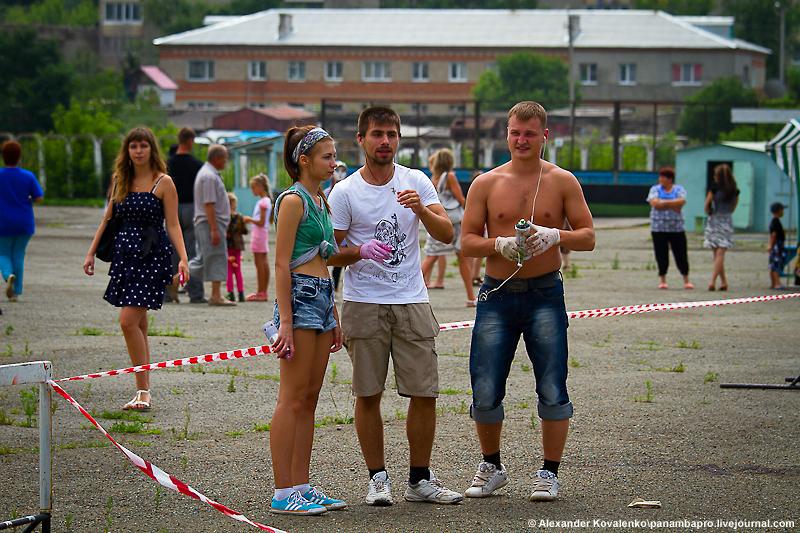 """Молодежный фестиваль """"Вектор"""""""
