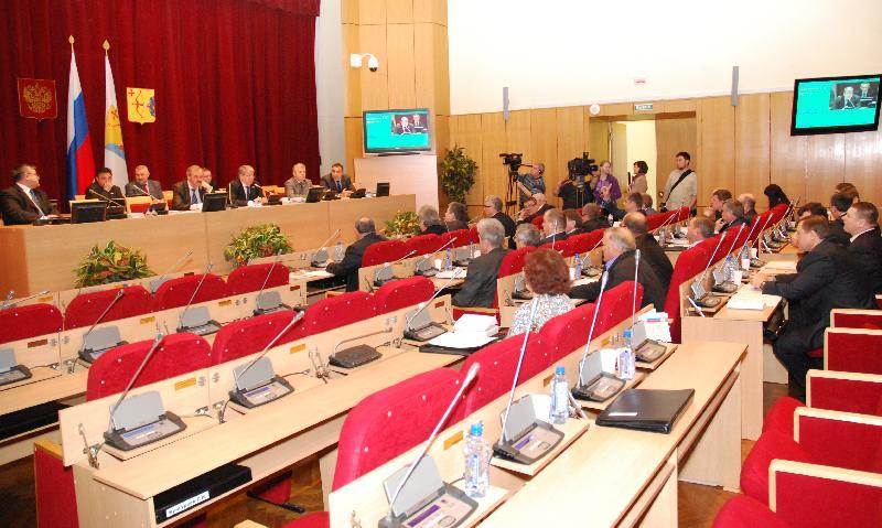 Обыски у депутатов законодательного собрания Кировской области