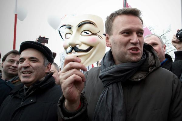 Экс-советник губернатора Кировской области Алексей Навальный незаконно получил статус адвоката
