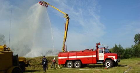 Уступайте дорогу пожарным автомобилям!