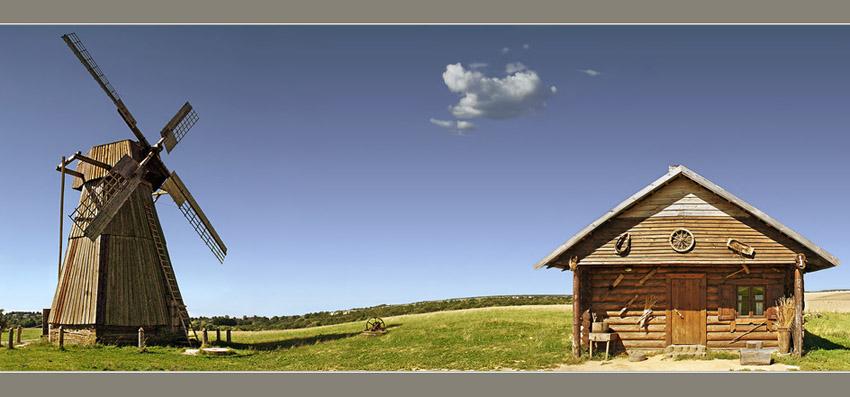 Краеведение.  Как развивалась на Вятке сельское хозяйство в деревнях?