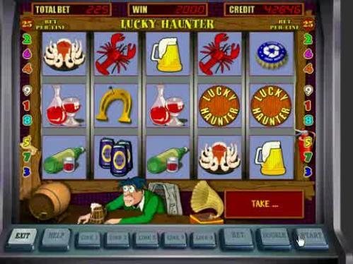 Играть бесплатно в игровые автоматы