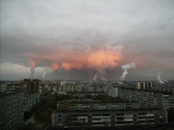 Экология российских городов