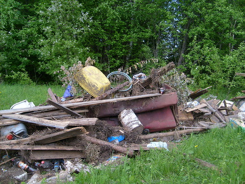 Экология в Шабалинском районе
